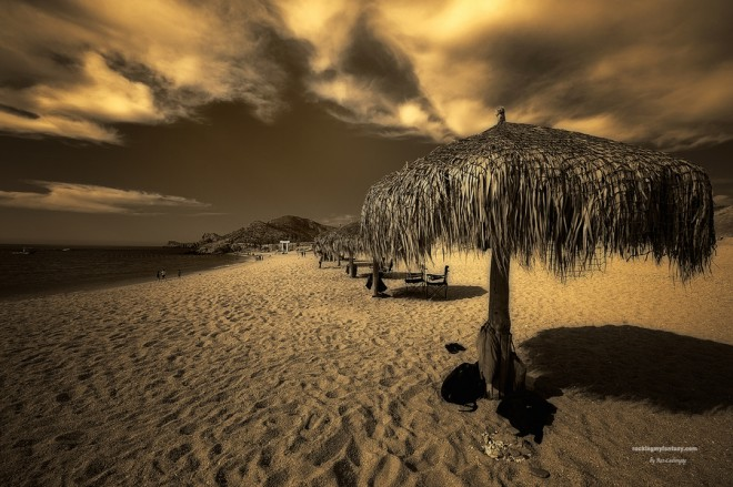 """""""The Hut at Chileno Bay in Mexico"""" ©Rex Cadungog"""